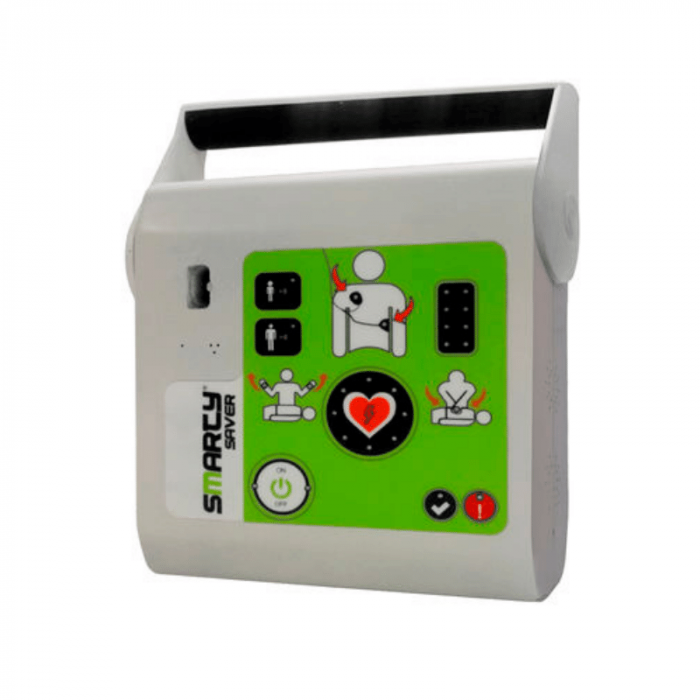 Defibrilator Smarty Saver semi-automatic standard   Totalmed Aparatura Medicala [0]