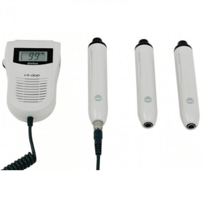 Doppler vascular / oscilometru cu 3 sonde, BT-200V3   Totalmed Aparatura Medicala [0]