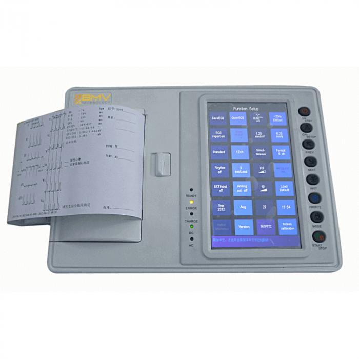 Electrocardiograf BES-607A | Totalmed Aparatura Medicala [0]