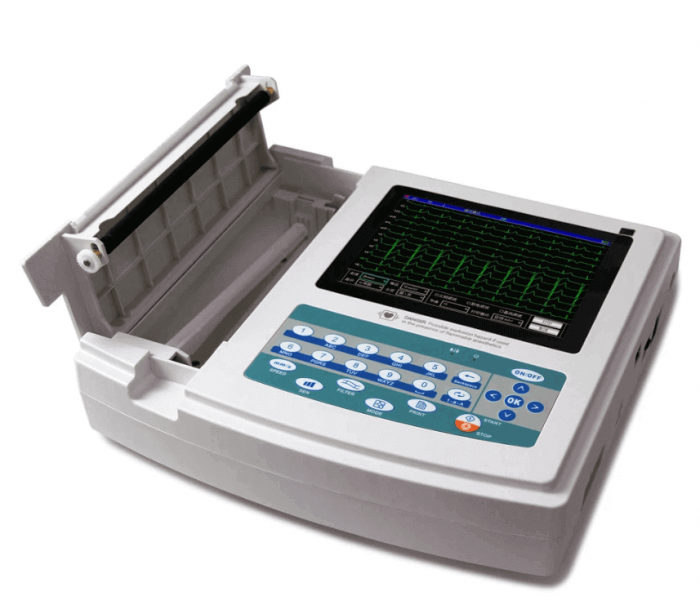 Electrocardiograf CMS 1200G   Totalmed Aparatura Medicala [2]