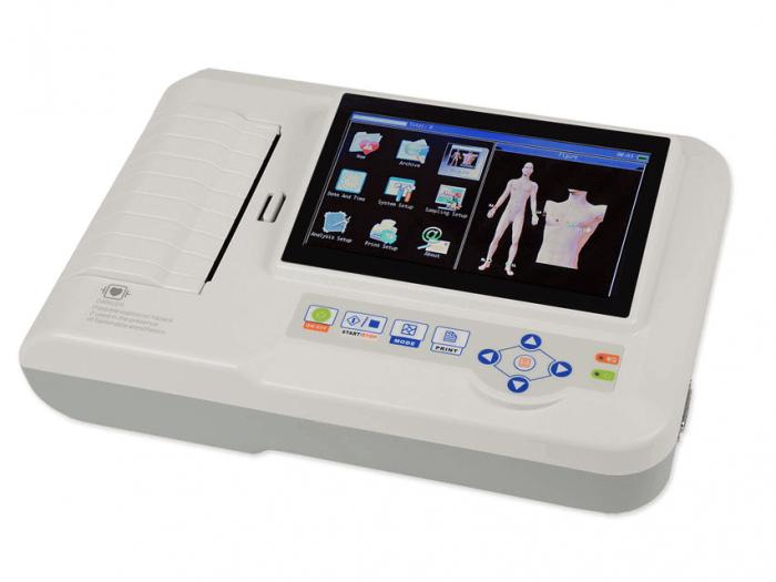 Electrocardiograf CMS 600G [0]
