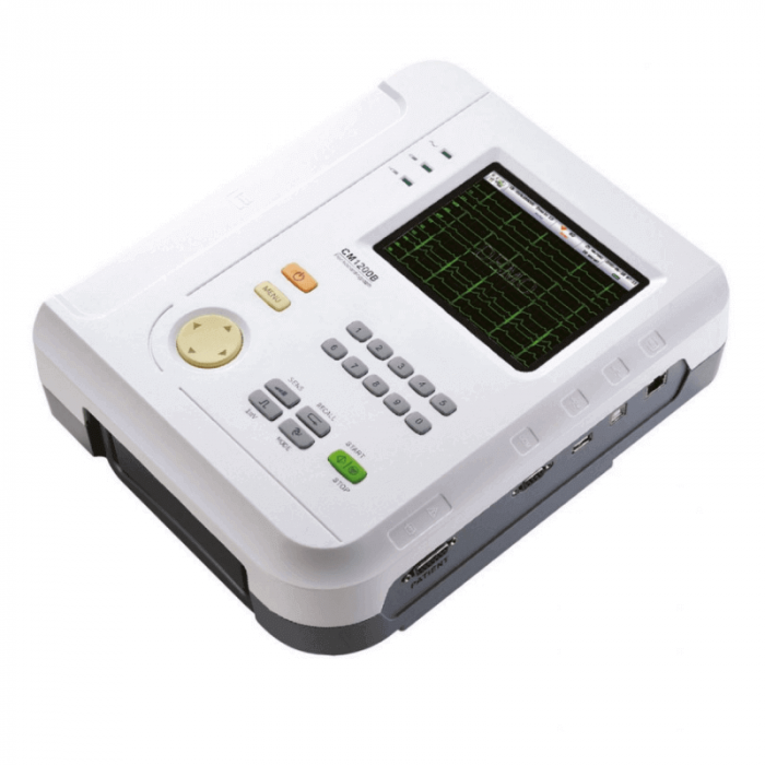 Electrocardiograf Comen CM1200B | Totalmed Aparatura Medicala [0]