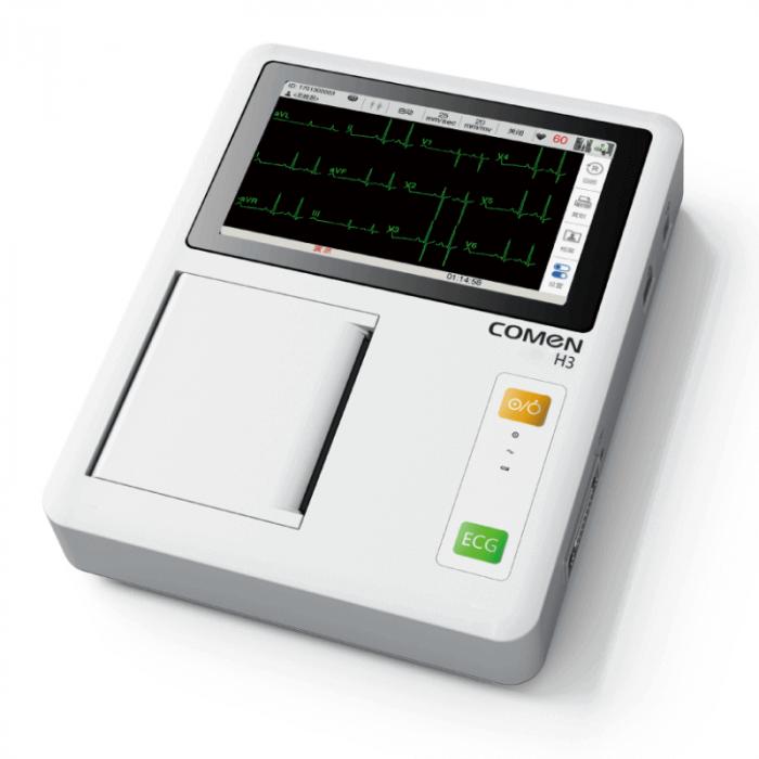 Electrocardiograf Comen H3 | Totalmed Aparatura Medicala [0]