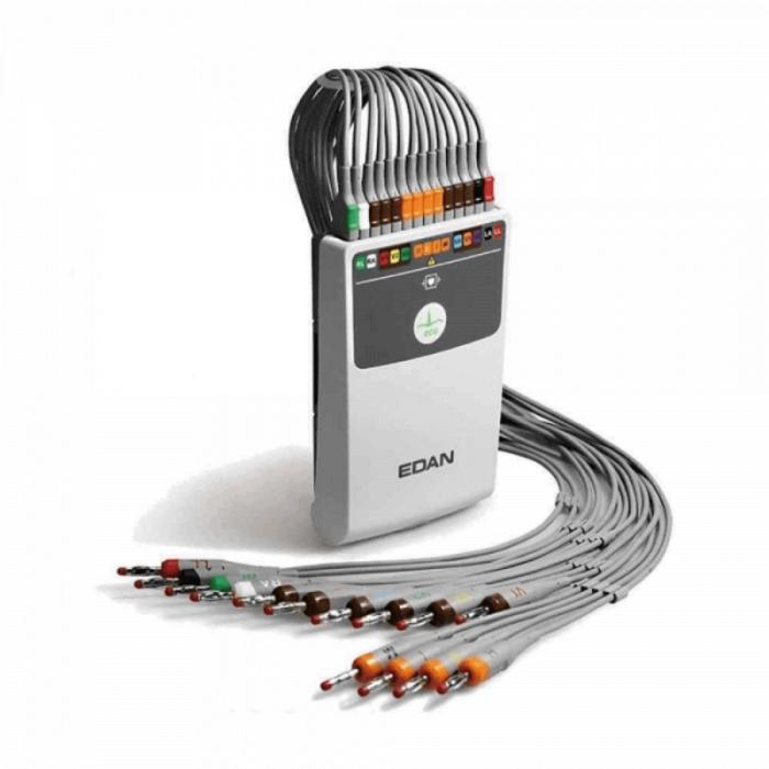 Electrocardiograf ECG EDAN SE-1515   Totalmed Aparatura Medicala [0]