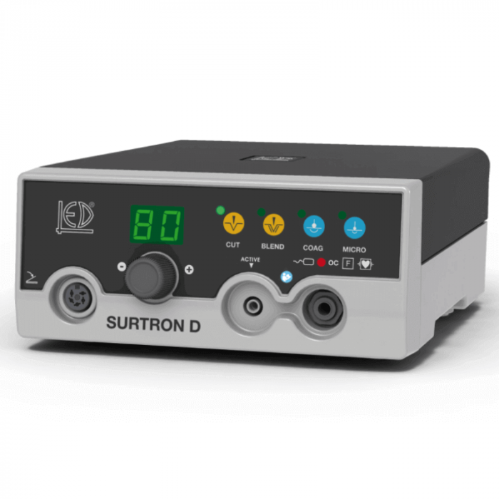 Electrocauter monopolar Surtron 80D | Totalmed Aparatura Medicala [0]