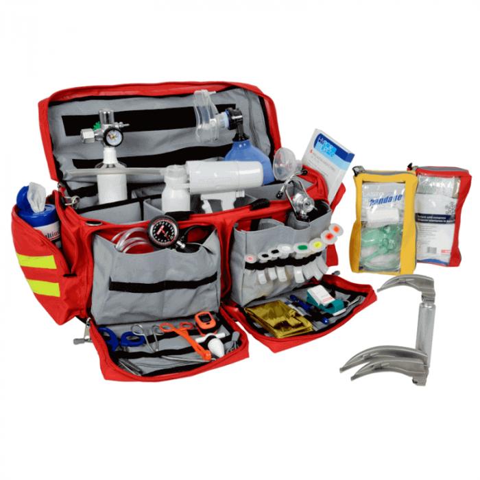 Geanta mare de urgente complet echipata | Totalmed Aparatura Medicala [0]