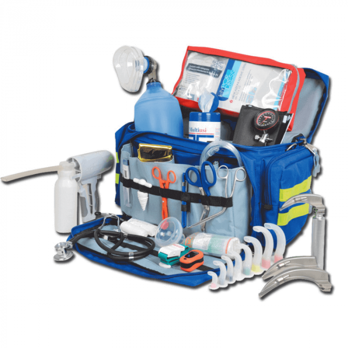Geanta medie de urgente complet echipata - GIMA 3 | Totalmed Aparatura Medicala [0]