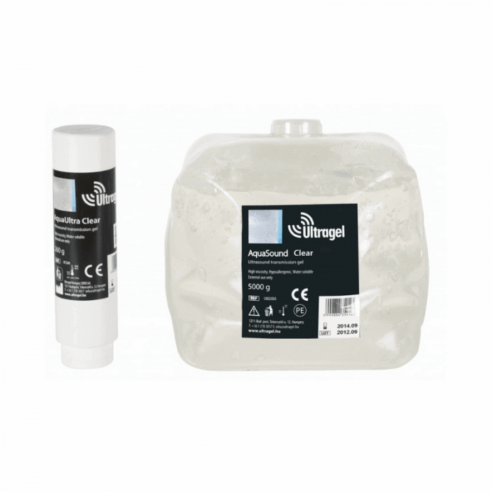 Gel Ecograf AquaSound Clear   Totalmed Aparatura Medicala [0]