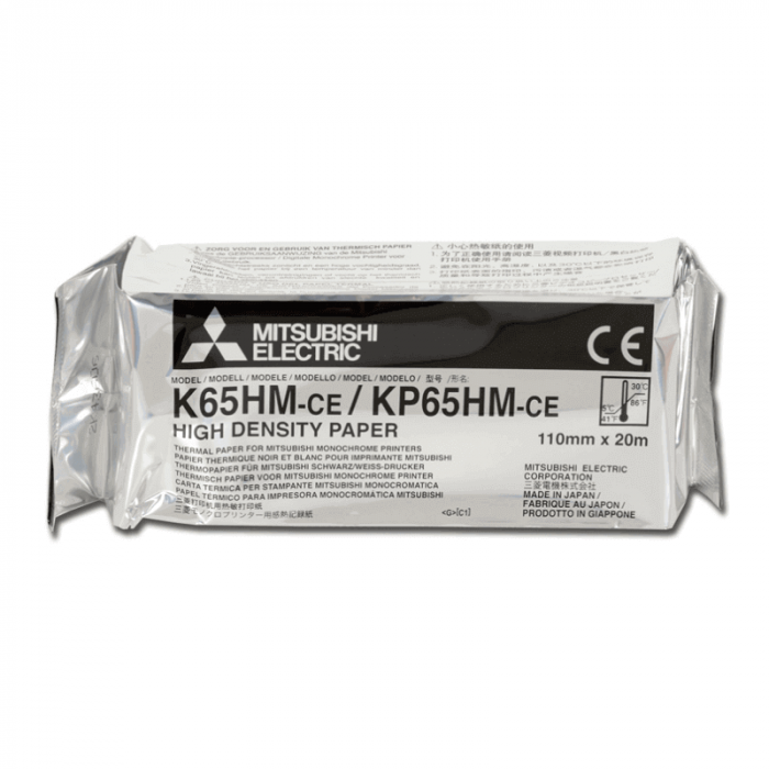 Hartie pentru printer medical Mitsubishi | Totalmed Aparatura Medicala [0]