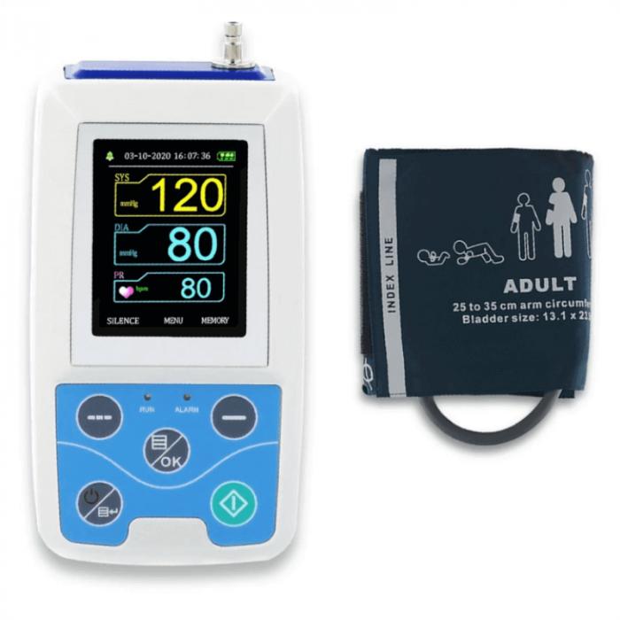 Holter de tensiune arteriala ABPM50   Totalmed Aparatura Medicala [0]