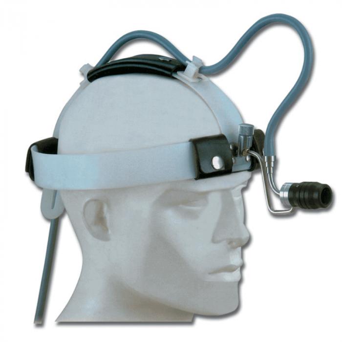 Lampa de cap pentru operatii cu fibra optica   Totalmed Aparatura Medicala [0]