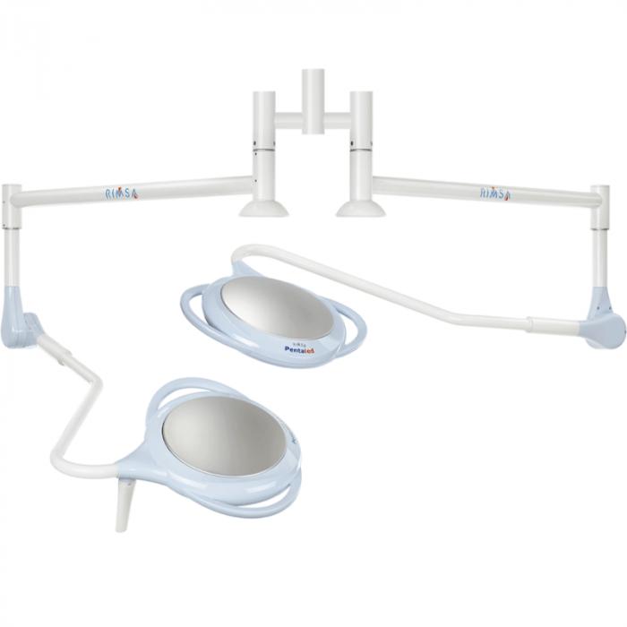 Lampa de operatie Pentaled 12+12   Totalmed Aparatura Medicala [0]