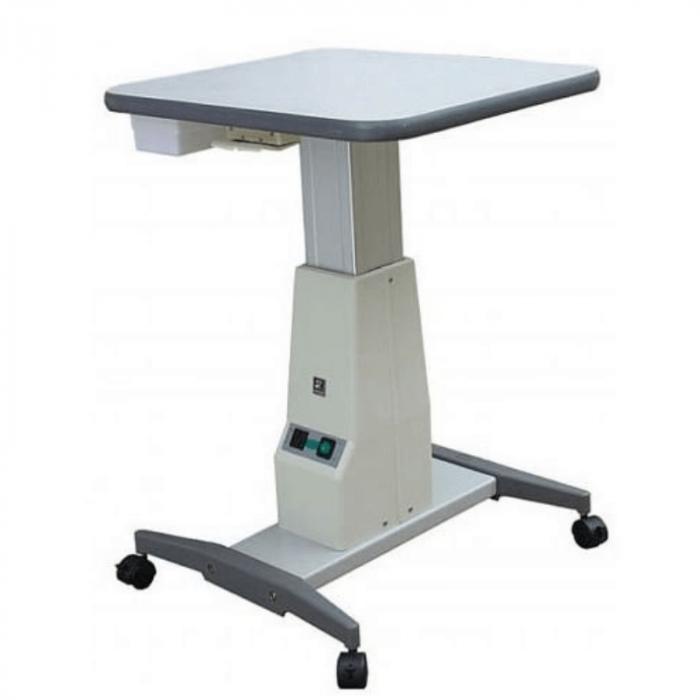 Masa cu elevatie electrica pentru echipamente oftalmologice 2 aparate [0]