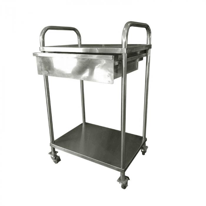 Masa mobila din inox | Totalmed Aparatura Medicala [0]