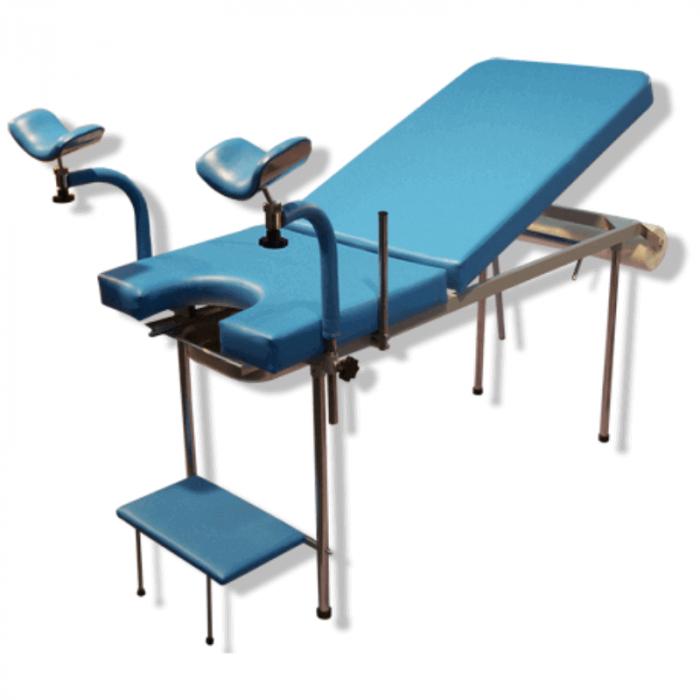 Masa pentru consultatii si interventii ginecologice | Totalmed Aparatura Medicala [0]