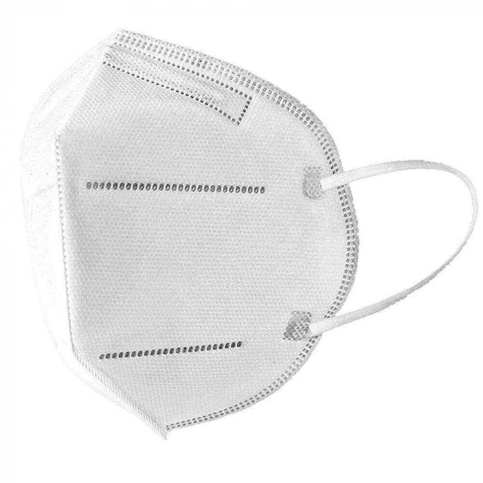 Masti de protectie reutilizabile fara supapa FFP2 KN95 [0]