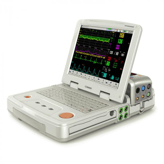 Monitor Fetal si Maternal Comen Star 5000F   Totalmed Aparatura Medicala [0]