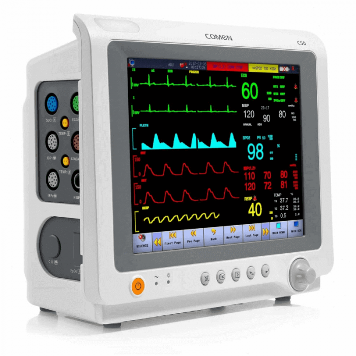 Monitor Pacient Comen C50   Totalmed Apartura Medicala [0]