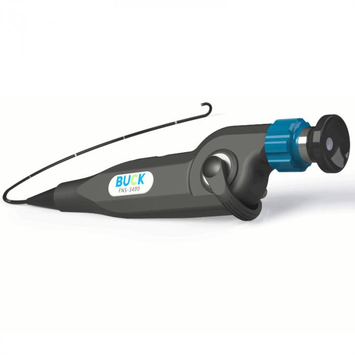 Nazofaringoscop cu tub de insertie: Ø 3,2 mm | Totalmed Aparatura Medicala [0]