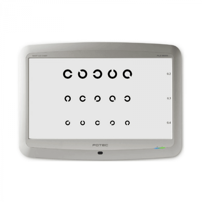 Optotip smart LCD- POTEC PLC 8000/PLC 8000 Pola [0]