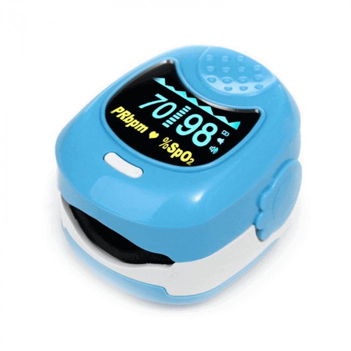 Pulsoximetru de deget pediatric CMS50QB | Totalmed Aparatura Medicala [0]