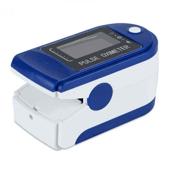 Pulsoximetru de deget ZM700 | Totalmed Aparatura Medicala [0]