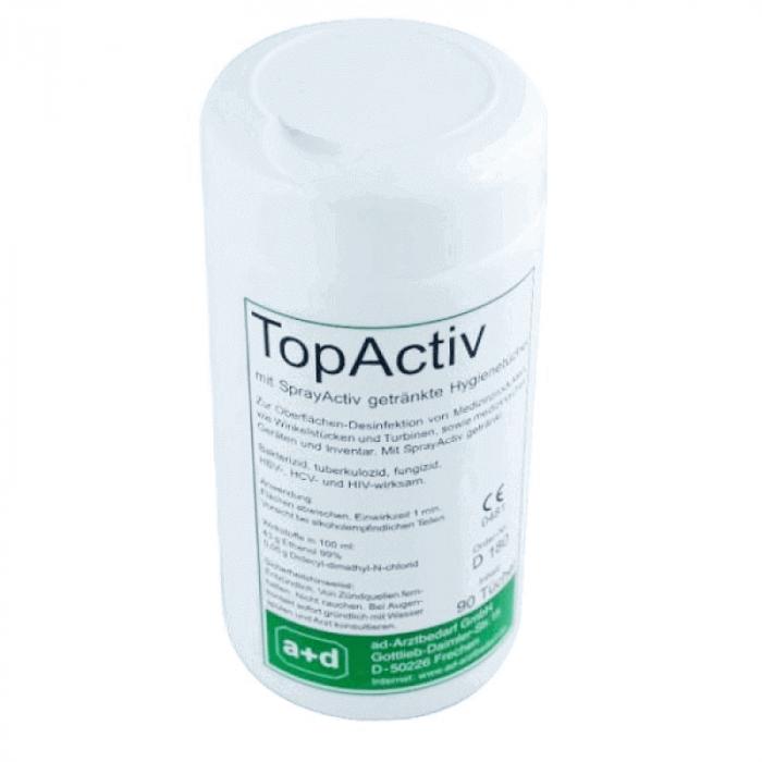 Dezinfectant Suprafete TopActiv | Totalmed Aparatura Medicala [0]