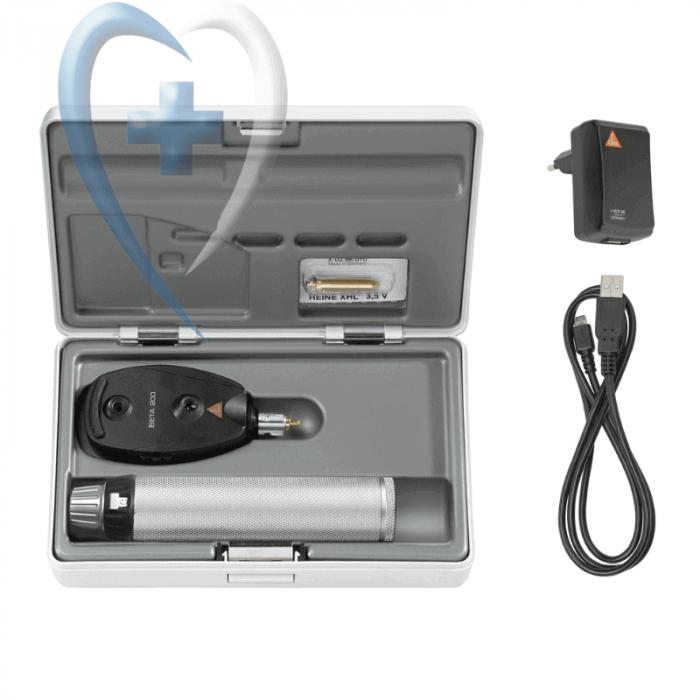 Set oftalmoscoape Beta 200 / 200S 0