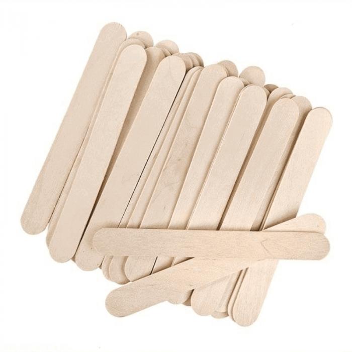 Spatule lemn nesterile ambalate in cutie | Totalmed Aparatura Medicala [0]
