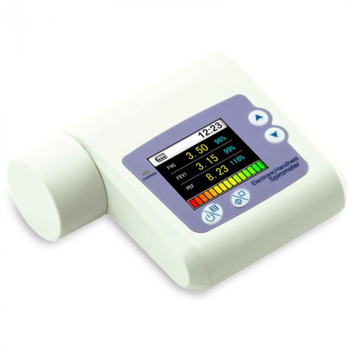 Spirometru Contec SP 10 | Totalmed Aparatura Medicala [1]