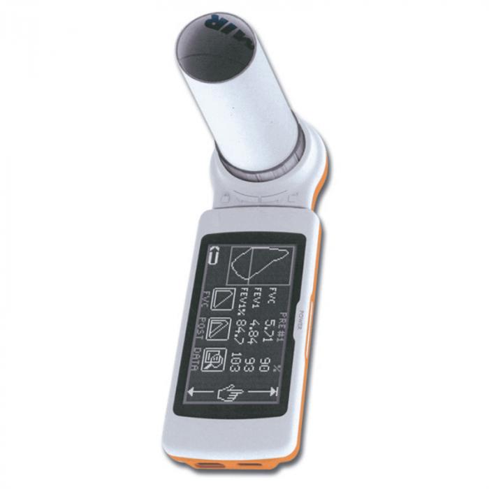 Spirometru Spirodoc M.I.R.   Totalmed Apartura Medicala [0]