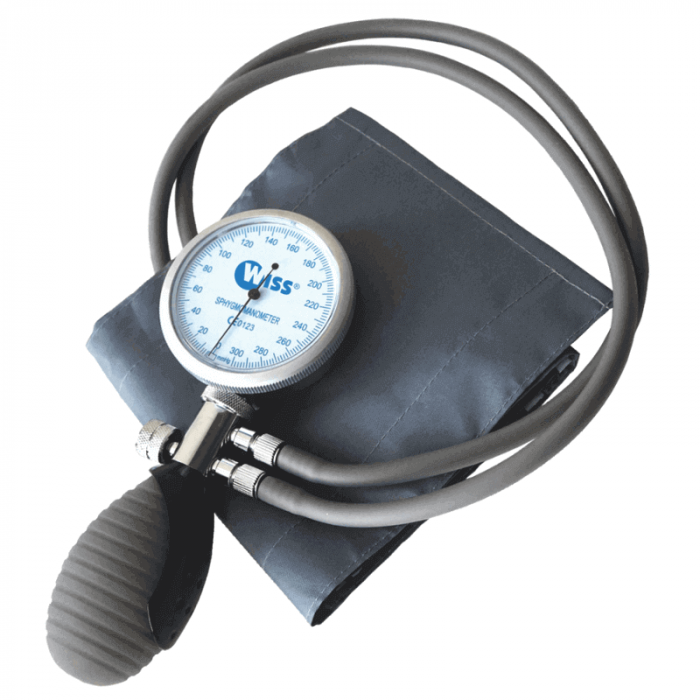 Tensiometru mecanic premium WI-252 | Totalmed Aparatura Medicala [0]