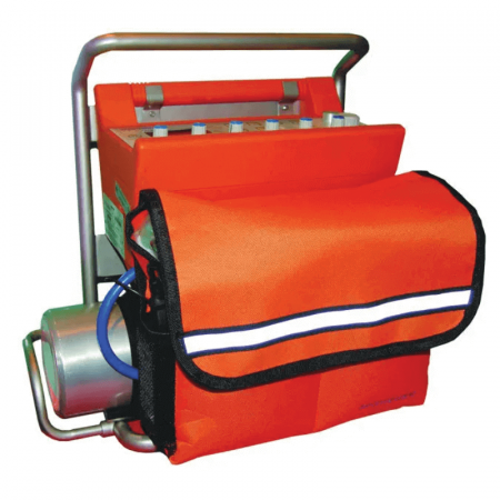 Aparat ventilatie SHANGRILA 510   Totalmed Aparatura Medicala [0]