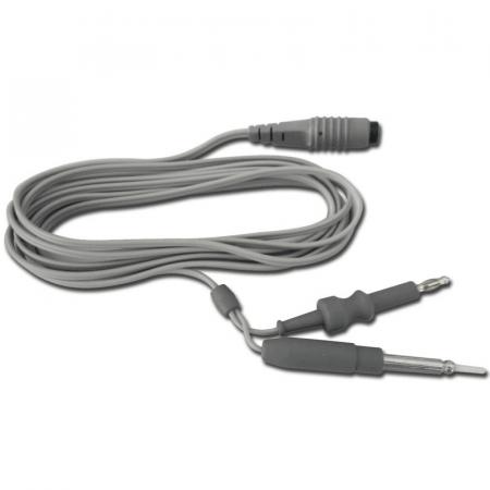 Cablu bipolar pentru electrocauter | Totalmed Aparatura Medicala [0]