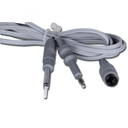 Cablu bipolar pentru electrocauter | Totalmed Aparatura Medicala [1]