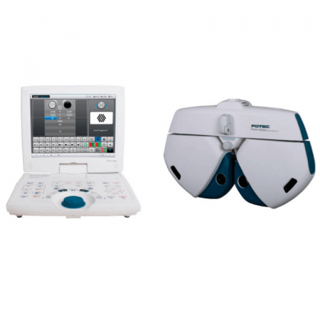 Foropter POTEC PDR-7000   Totalmed Aparatura Medicala [1]
