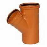 Ramificatie redusa PVC canalizare