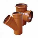 Ramificatie PVC canalizare