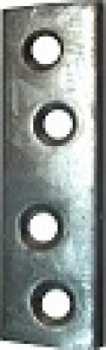 Conector plat ingust