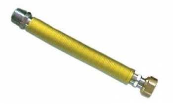 Racord extensibil din inox pentru gaz