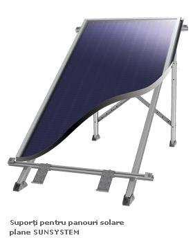 Suporti Panouri solare SUNSYSTEM