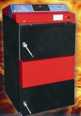 Cazane combustibil solid cu gazeificare ATTACK