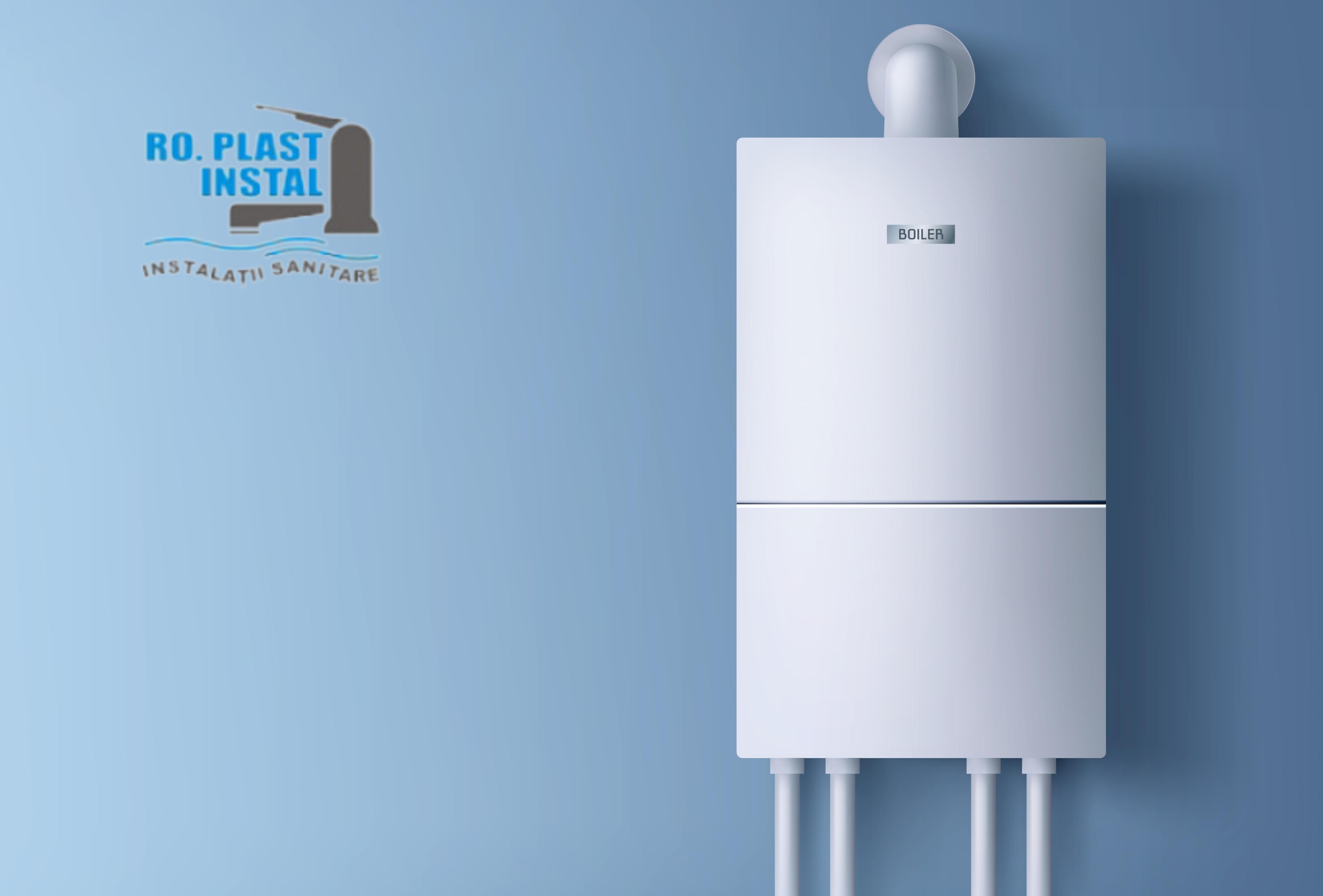 Alege un boiler potrivit pentru eficiență maximă