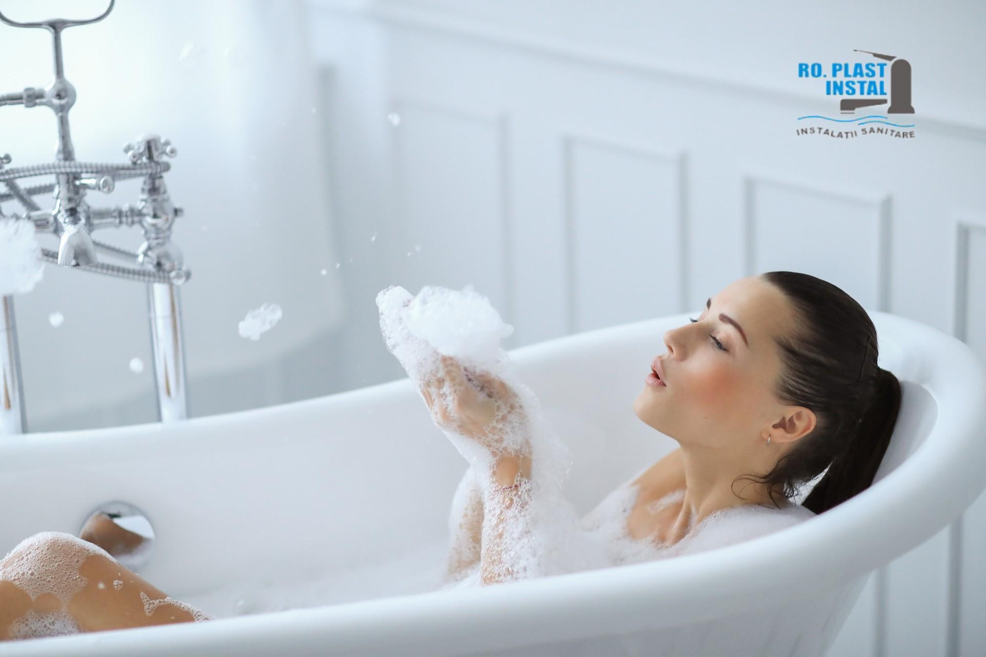 5 reguli de care să ții cont când alegi o cada baie