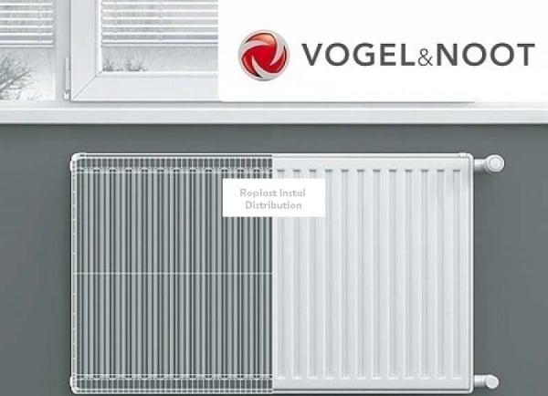 Radiator/Calorifer VOGEL&NOOT 22x600x720 - 1576 W 0