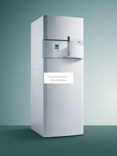 Centrala Termica pe gaz in condensare 26kW Vaillant ecoCompact VSC INT 266/4 - cu boiler incorporat 200 L 1