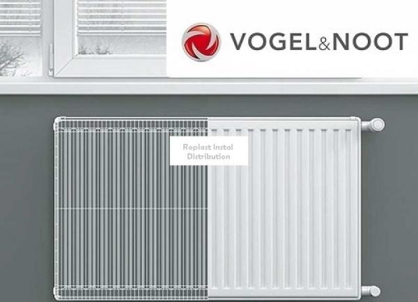 Radiator/Calorifer VOGEL&NOOT 33x400x600 1488 W 0
