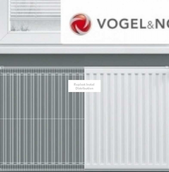 Radiator/Calorifer VOGEL&NOOT 33x500x520 1482 W [0]