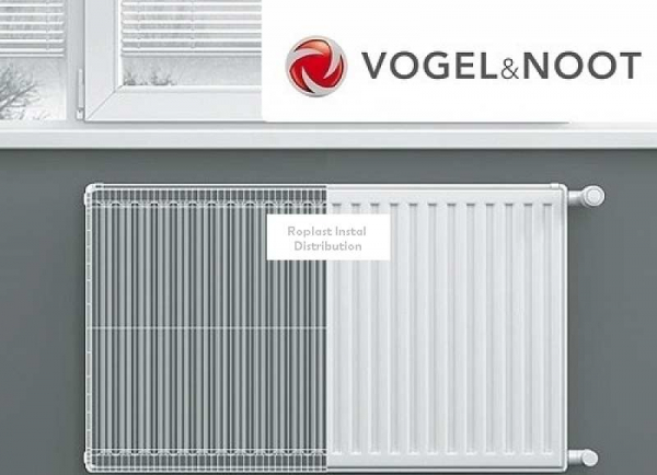 Radiator/Calorifer VOGEL&NOOT 33x600x1200 - 3753 W 0