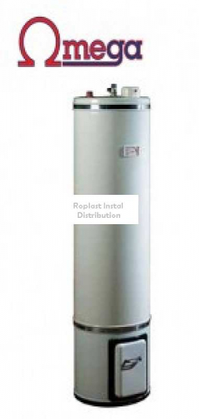 Boiler lemn/termoelectric 80l OMEGA SZ0080C2V 0